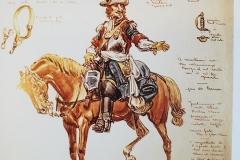 Cuirassiers-du-Roy-vers-1670