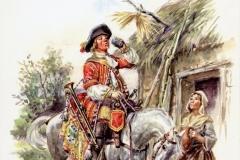 Trompette-de-Saint-Aignan-Cavalerie-1689-1702