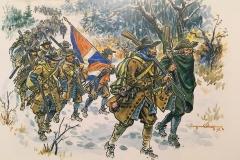 régiment-de-Carignan-1665-1667-1