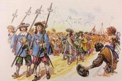 régiment-de-Carignan-1665-1667